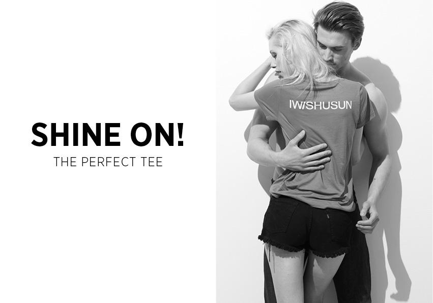 IWISHUSUN Logo T-Shirts_bw_Photography Thomas Schenk_1